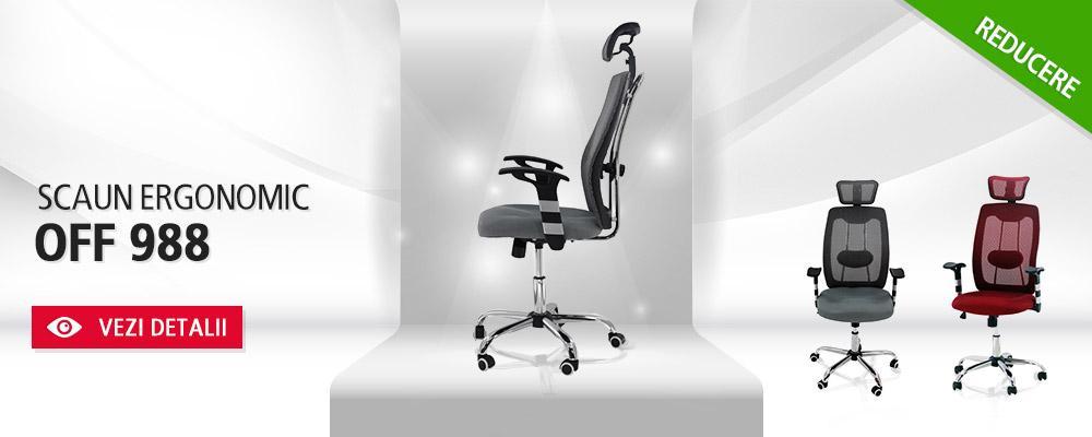 Scaun ergonomic OFF 988